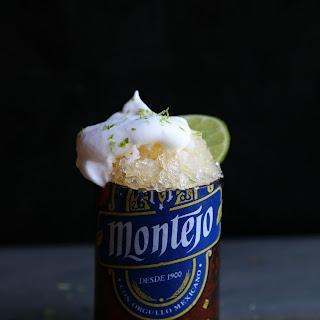 Beer Raspado #DIY How to Make Beer Bottles into Glasses