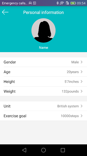 iTECH Activity Tracker 1.0.3 screenshots 5