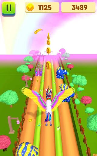 Unicorn Run - Runner Games 2020 filehippodl screenshot 5