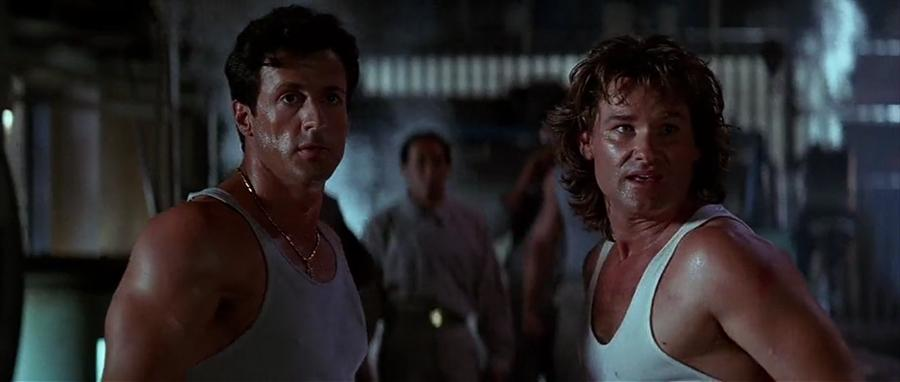 Image result for tango and cash fight gif