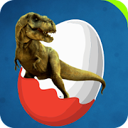 APK Game Dinosaurs Park Suprise Eggs for BB, BlackBerry