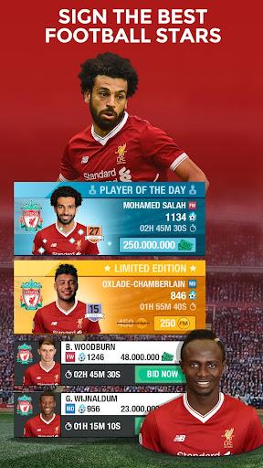 Liverpool FC Fantasy Manager18 8.20.021 screenshots 2