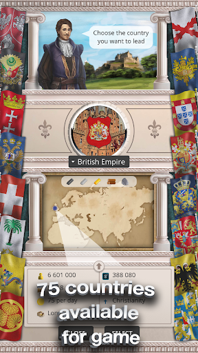 Europe 1784 - Military strategy apktram screenshots 19