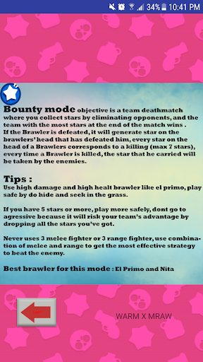 PRO Guide for Brawl Stars 1.0.4 screenshots 5