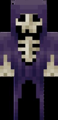 le roi des squelettes XD