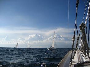Photo: Atlantik önümüzde açılıyor. Atlantic ahead!