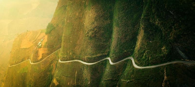 Mã Pí Lèng - một trong tứ đại đỉnh đèo miền Bắc.