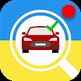 Car Plates - Ukraine icon