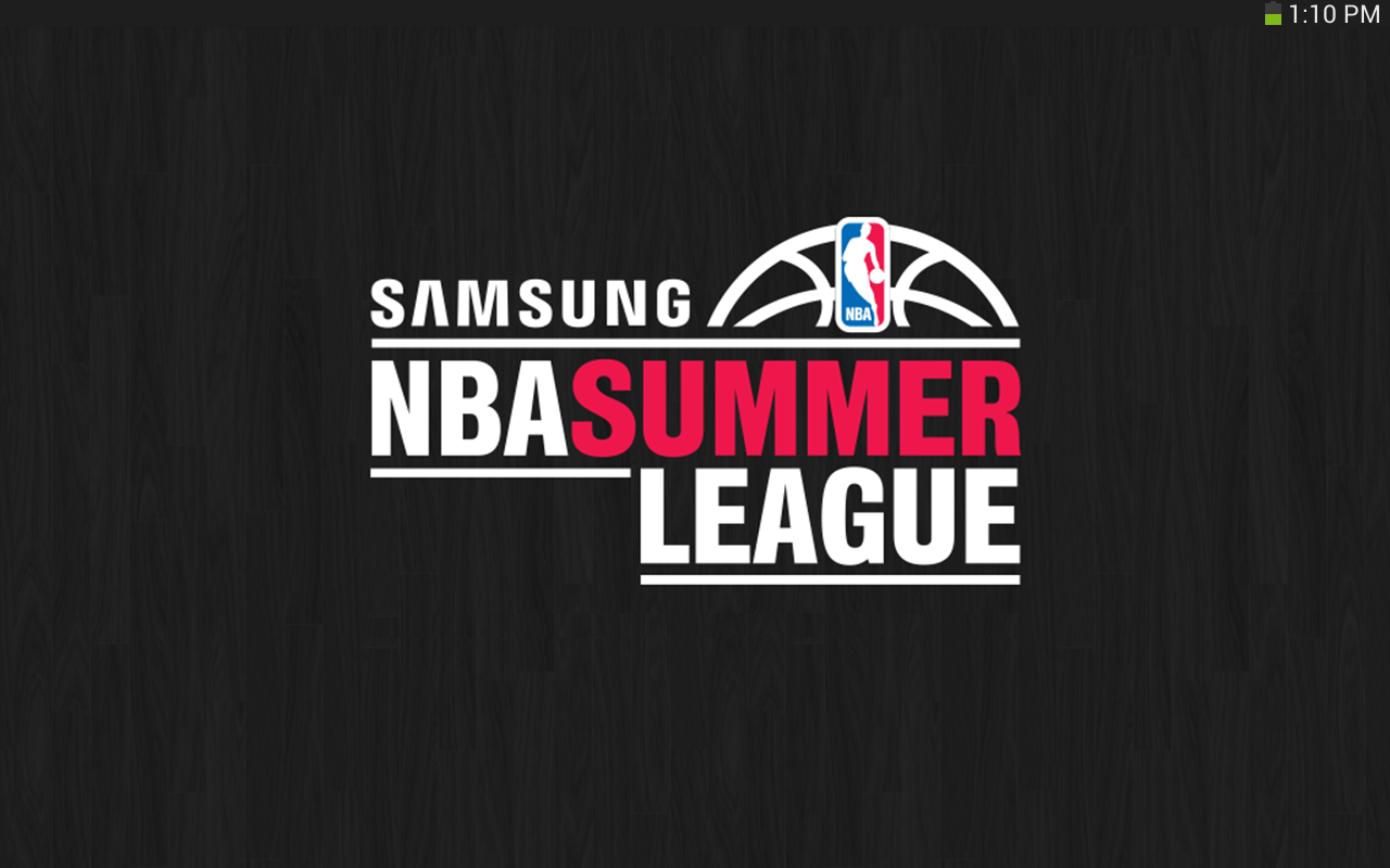 NBA Summer League 2014 - OLD- screenshot
