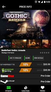 Razer Cortex: Deals Mobile screenshot 0