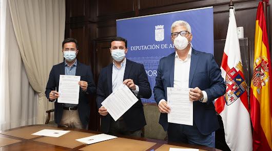 Diputación da el 'ok' a la ampliación de la Planta de Compostaje de Gádor