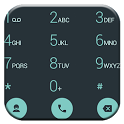 Dialer theme Droid L icon