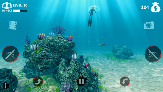 Freediving Hunter Adrenaline Screenshot