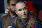 Et si Iniesta faisait son retour en sélection espagnole ?