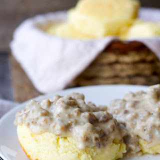 Sausage Gravy No Flour Recipes.