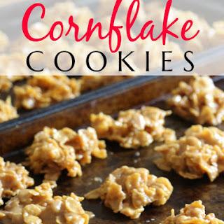 No-Bake Cornflake Cookies.