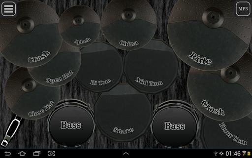 Drum kit (Drums) free 2.05 Screenshots 7