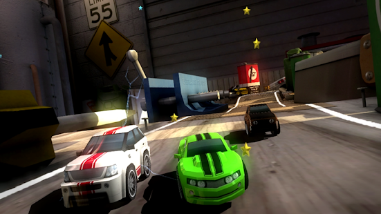 Table Top Racing Premium Screenshot