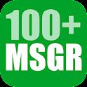 100+ Messengers icon