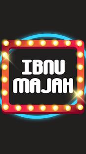 Hadits Sahih Sunan Ibnu Majah - náhled