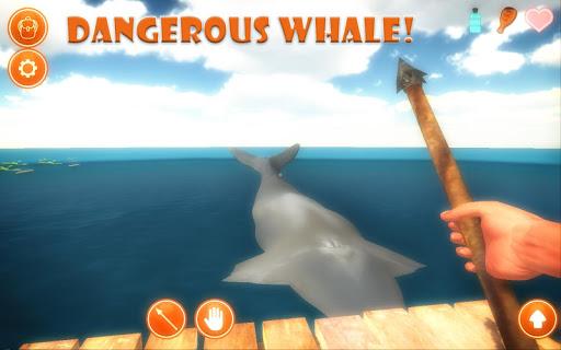 Raft Survival Simulator 1.0.05 screenshots 7