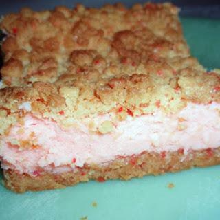 Cherries Jubilee Cheesecake Bars