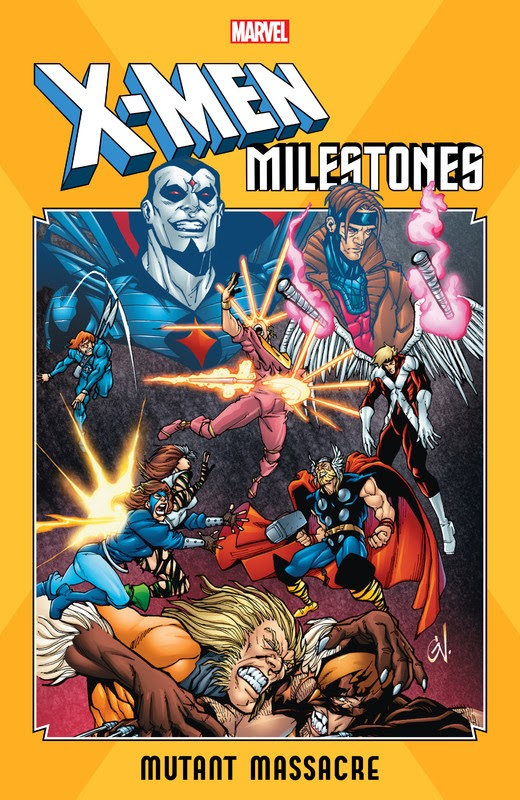 X-Men Milestones: Mutant Massacre (2019)