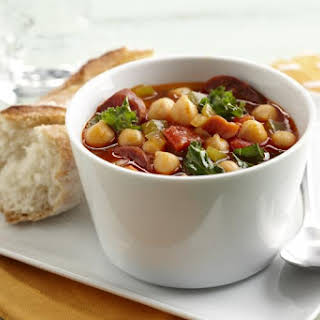 Latin Chick Pea Stew.