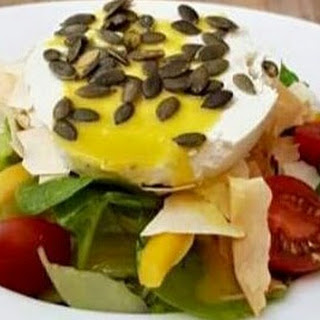 Egg and Veggies Salad