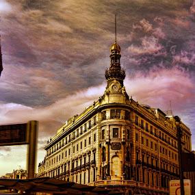 ALCALA-SEVILLA... by Luis Orchevecs Ferenczi - Buildings & Architecture Other Exteriors