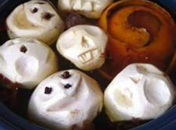 Shrunken Heads Recipe