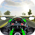 Highway Traffic Bike racer - Extreme Moto Rider icon