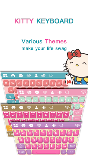 Kitty Keyboard for PC