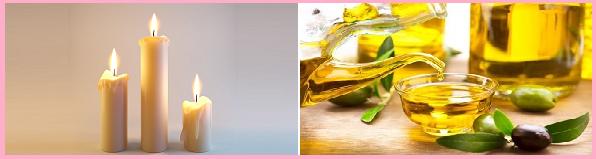 Có nên sử dụng bùa yêu làm từ nến và dầu oliu hay không?