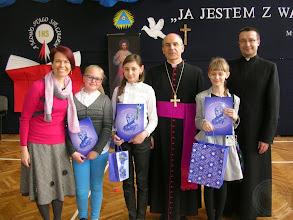 Photo: Uczestniczki Miejskiego Konkursu Biblijnego (15.04.2015)