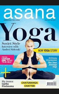 Asana - International Yoga- screenshot thumbnail