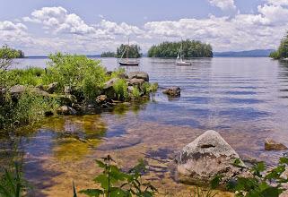 Photo: Migas Lodge, Sebago Lake, South Casco, Maine