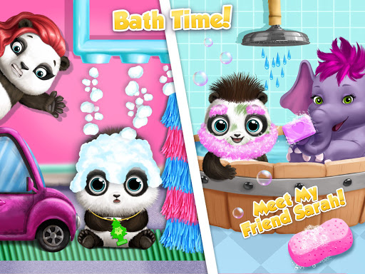 Panda Lu Baby Bear Care 2 - Babysitting & Daycare  screenshots 23