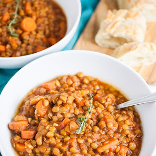 Hearty Lentil Soup Recipe