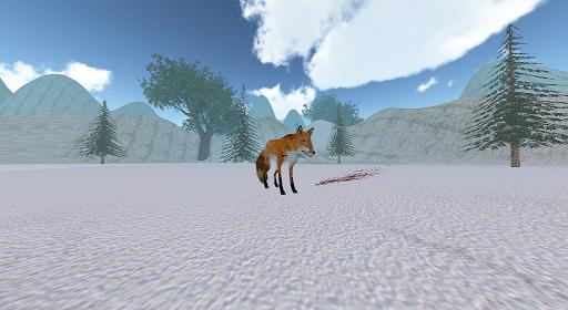 丛林的动物:狙击手狩猎