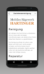 Download Mobiles Sägewerk Hartinger For PC Windows and Mac apk screenshot 3