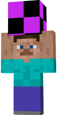 minecraft skin glitch