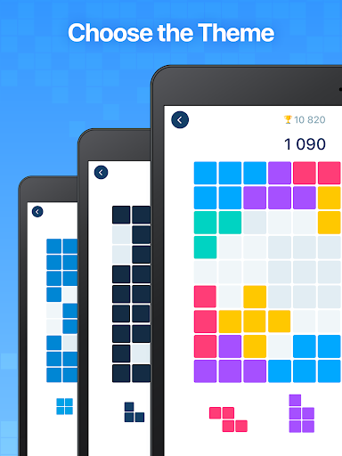 Combo Blocks - Classic Block Puzzle Game screenshots 10