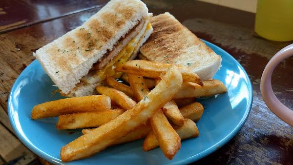 回到小學吃早餐之好吃份量超大@就是要吃早餐