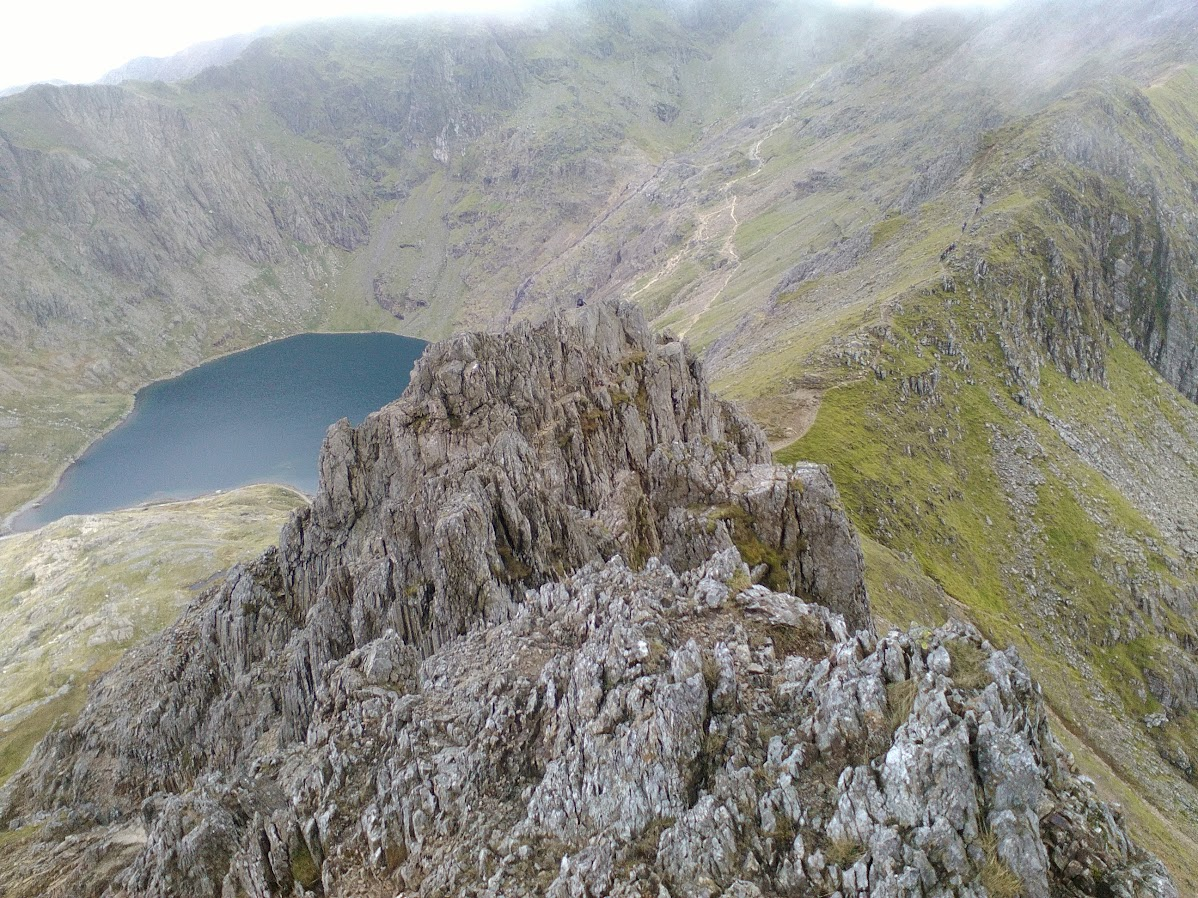 Crib Goch Pinnacle