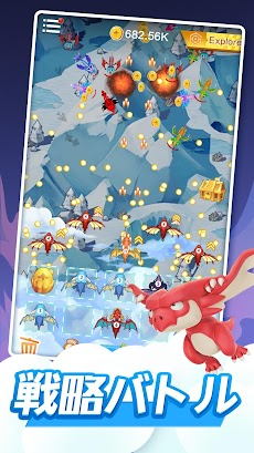 バトルドラゴン - タワーディフェンスゲームのおすすめ画像2