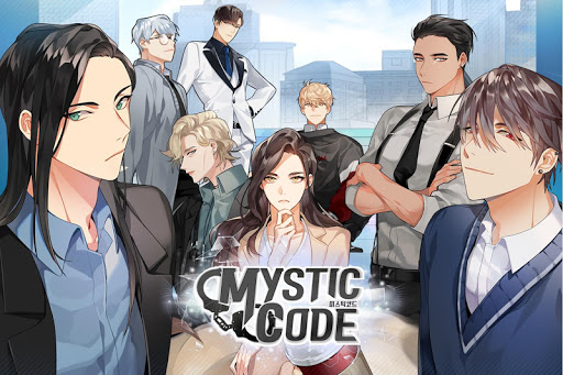 PC u7528 Mystic Code:Mystery Urban Fantasy 1