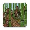 Bamboo Forest 3D Live Wallpaper