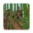 Bamboo Forest 3D Live Wallpaper icon