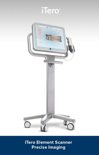 iTero Element Scanner - Precise imaging